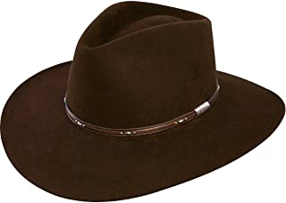 1e4dfb35630 Amazon.com  Stetson - Cowboy Hats   Hats   Caps  Clothing