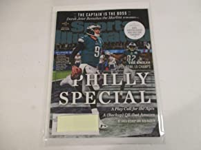 FEBRUARY 12, 2018 SPORTS ILLUSTRATED FEATURING NICK FOLES OF THE PHILADELPHIA EAGLES *SUPER BOWL LII CHAMPS* *PHILLY SPECIAL* *A PLAY CALL FOR THE AGES - A (BACKUP) QB THAT AMAZES -BY GREG BISHOP*