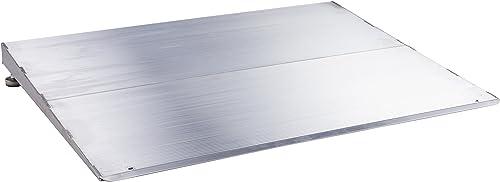 Prairie View Industries ATH1232 Adjustable Threshold Ramp 12 Inch X 32 Inch 6 Lbs