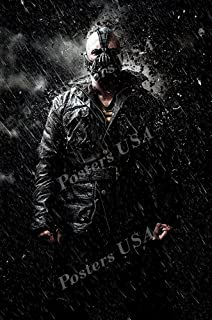 Posters USA - DC The Dark Knight Rises Bane Textless Batman Movie Poster GLOSSY FINISH - FIL213 (24