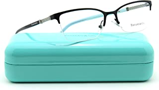 Tiffany & Co. TF 1111B Women Cat-Eye Prescription Eyeglasses RX - able (6097) 53mm
