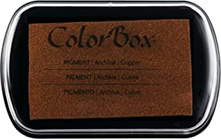 ColorBox Metallic Ink Pad, Full Size, Copper