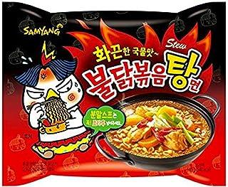 SAMYANG(サムヤン) ブルダック炒め湯麺 145g×5袋