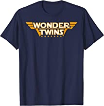 Best wonder twins tee shirts Reviews