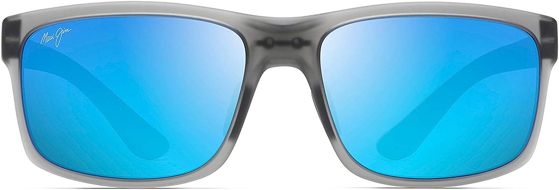 Maui Jim Pokowai Arch W/Patented Polarizedplus2 Lenses Rectangular Sunglasses