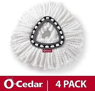 O-Cedar EasyWring Spin Mop Refill (Pack of 4)