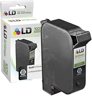LD Remanufactured Ink Cartridge Replacement for HP C8842A (Versatile Black)