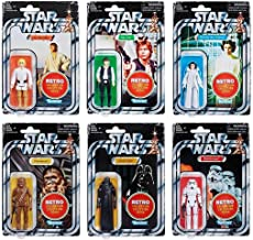 Star Wars Retro Collection 2019 Assortment Wave 1 (Set of 6)