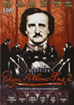 Edgar Allan Poe Collection 2 6 Films Set Phantom of the Rue Morgue / Premature Burial / The Masque of the Red Death / The Tomb of Ligeia / The NON-USA FORMAT, PAL, Reg.2 Spain