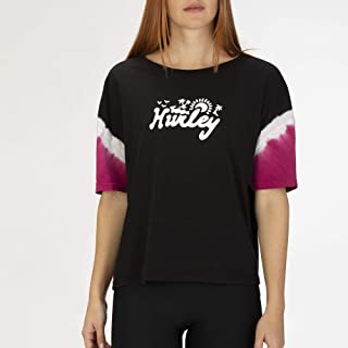 Mujer Hurley W Cryptik L//S tee Camisetas
