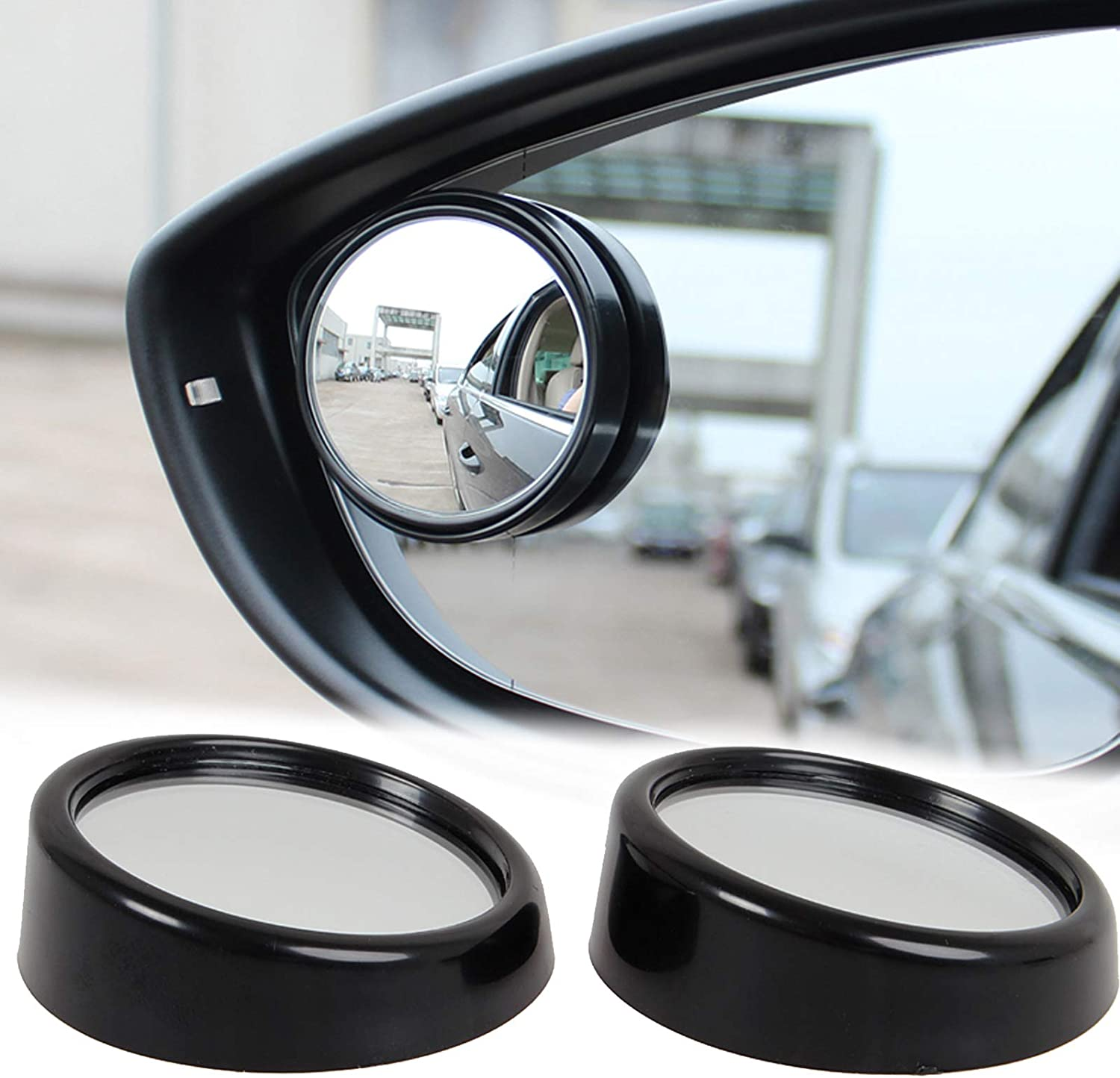 Xotic Tech Blind Spot Mirror Popular brand Online limited product in the world Rear View Adjustable 360°Rotate