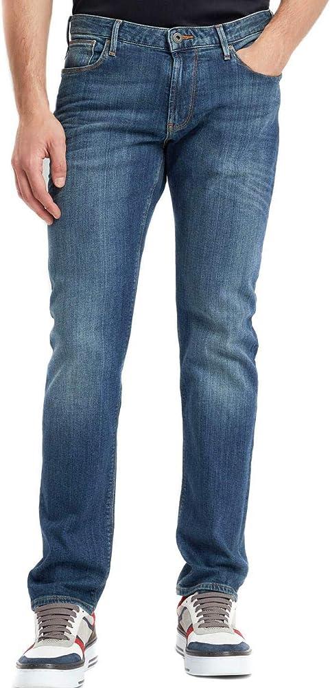 Emporio armani, jeans uomo 8211