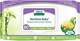 aleva naturals bamboo baby
