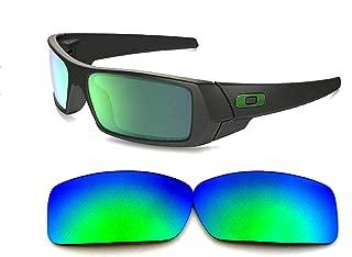 Galaxy lenses For Oakley Gascan Polarized Green 100% UVAB