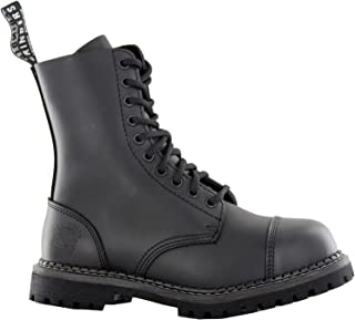 Grinders Stag 2015 Matte Finish Mens Safety Steel Toe Cap Boots