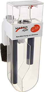 Macro Aqua M-50 Mini Hang-on External Protein Skimmer, 60 Gallon
