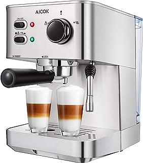 Best aicok espresso machine manual Reviews