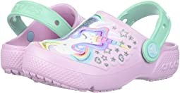 Crocs Kids - FunLab Unicorn Clog (Toddler/Little Kid)