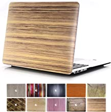 bamboo macbook air cover