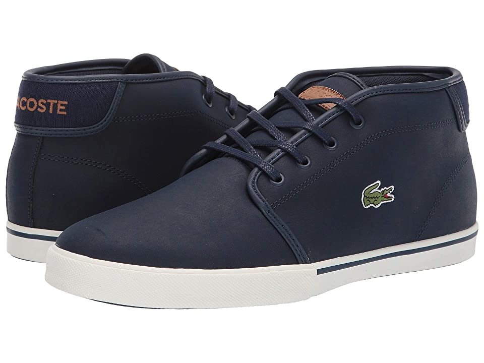 Lacoste Ampthill 119 1 CMA (Navy/Light Brown) Men