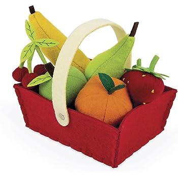 Multicolore Ikea Duktig Cestino e Frutta Gioco 30x22x8 cm 4260294827127