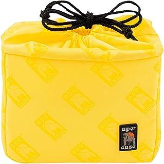 Ape Case Cubeze 33, Camera Insert, Black/Yellow, Interior Case for Cameras (ACQB33)