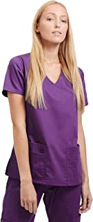 B Health Women's Classic Fit Scrub Top