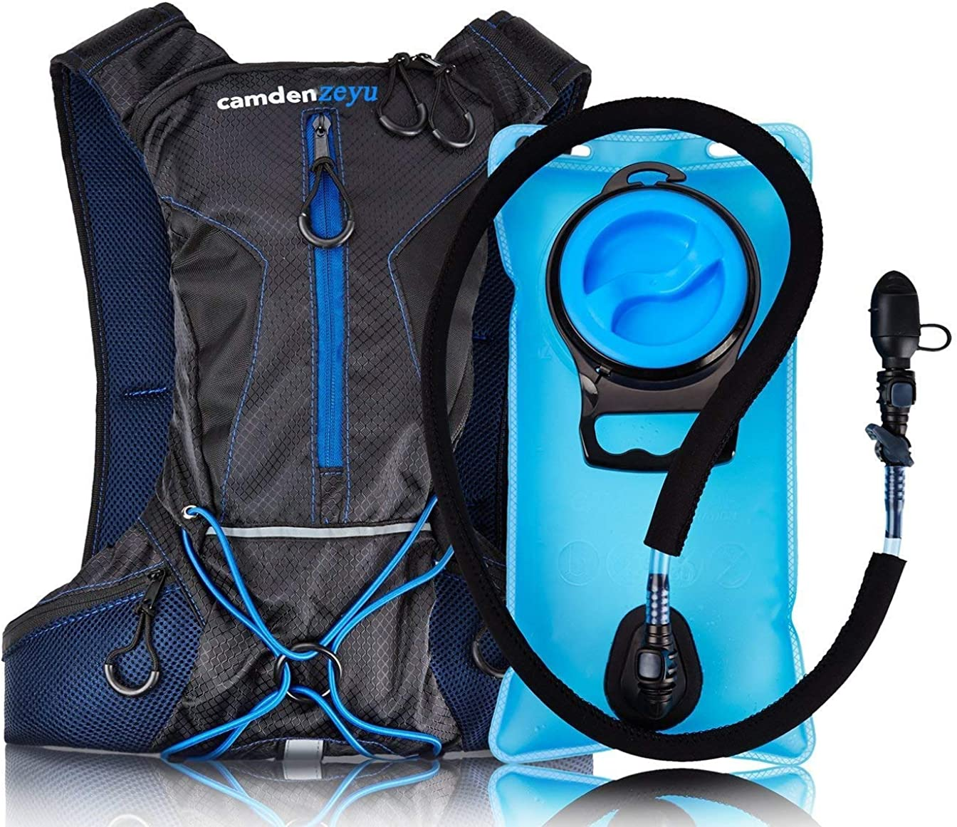 Camden Gear Zeyu Hydration Backpack Running B Special Super beauty product restock quality top! Campaign 2L 1.5 with Water