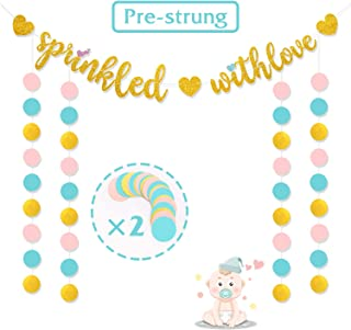 Best baby sprinkle decorations Reviews