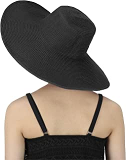 HDE Sun Hats for Women - Sunhat Womens Floppy Beach Hat Derby Hats UV Protection