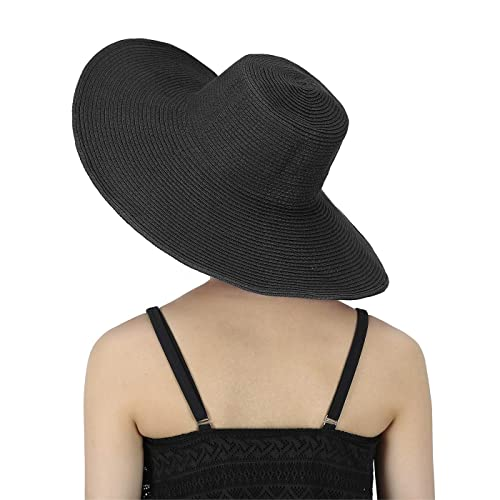 HDE Sun Hats for Women - Sunhat Womens Floppy Beach Hat Derby Hats UV  Protection f9cc6f2ee4bd