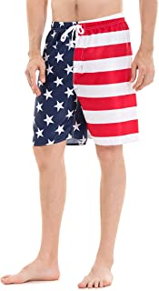 Men's Quick Dry Surfing Boardshorts with Pocket