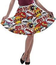 pop art skirt