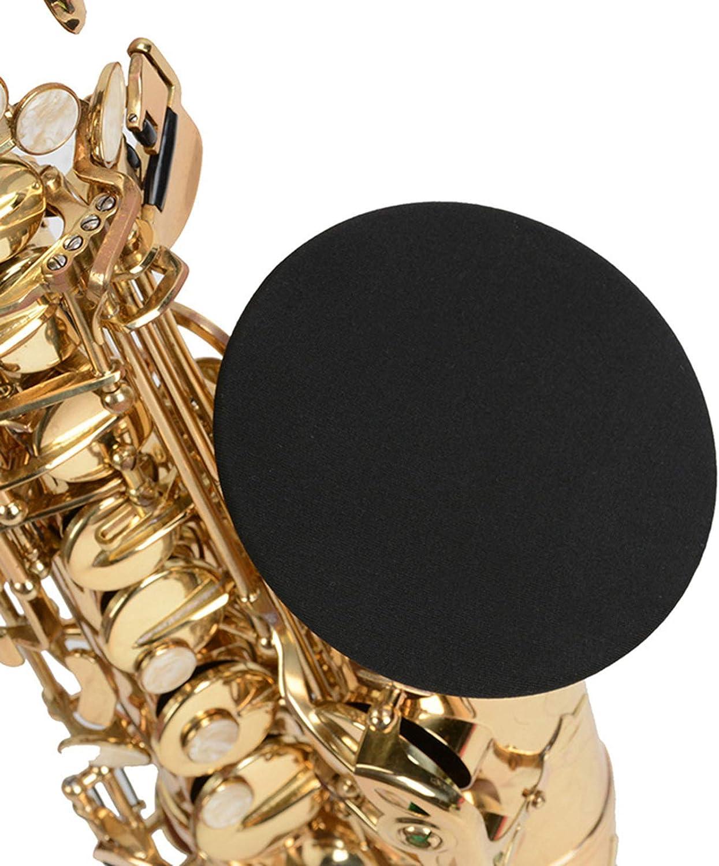Cover per clarinetto Cover Per Sassofono Cover Per Campana Per Sassofono Tenore Cover Protettiva Riutilizzabile per Tromba Sassofono Tenore Clarinetto Sassofono Soprano In 2,95-6,1 Pollici
