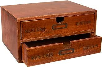 wooden desktop drawers