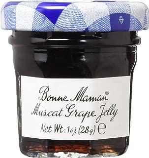 Bonne Maman French Grape Jelly Mini Jars - 1 oz x 15 pcs.