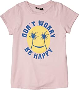 Don't Worry Be Happy Tee (Toddler/Little Kids/Big Kids)