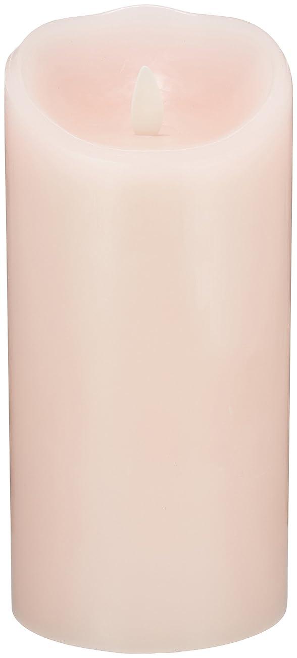 ルーキー中庭前文LUMINARA(ルミナラ)ピラー3.5×7【ボックスなし】 「 ピンク 」 03010000PK