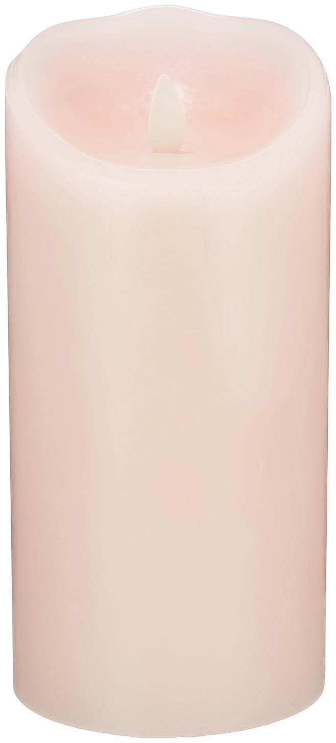 ブラストほとんどの場合霊LUMINARA(ルミナラ)ピラー3.5×7【ボックスなし】 「 ピンク 」 03010000PK