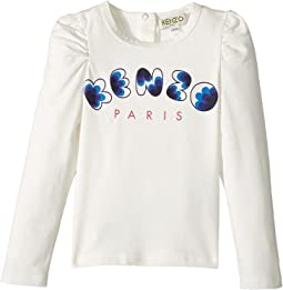 Kenzo Kids - Long Sleeves Tee Shirt (Toddler)