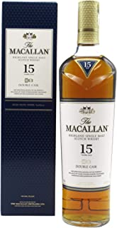 Macallan Double Cask 15 Jahre 0,7 Liter 43% Vol.