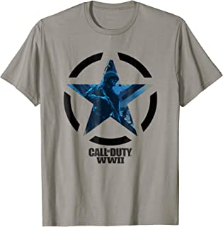 Best call of duty wwii t shirt Reviews