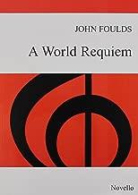 John Foulds: A World Requiem Op.60 (Vocal Score)