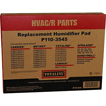 Bryant Carrier Humidifier Water Panel P110 3545 2 Pk