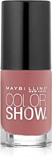 Best maybelline nail polish colour show Reviews