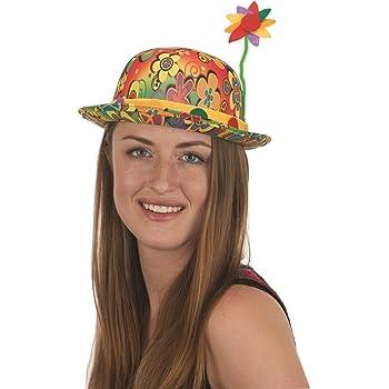 Jacobson Hat Company Peace Clown Hat