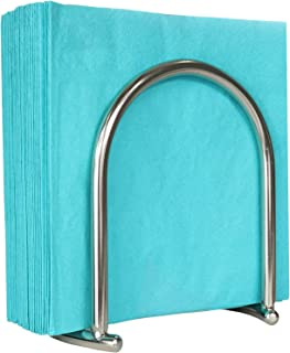 Turquoise Blue Donuts Trinity Collection Napkin Holder Dining Table Napkin Holders for Kitchen Farmhouse Napkins Holder Napkin Holders for Tables