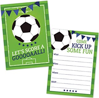 Best girl soccer birthday invitations Reviews