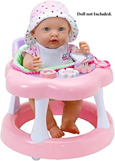 """Accessory for Reborn Baby Dolls UP to 16"""" inches La Newborn Completely Washable -Baby Doll Walker-"""