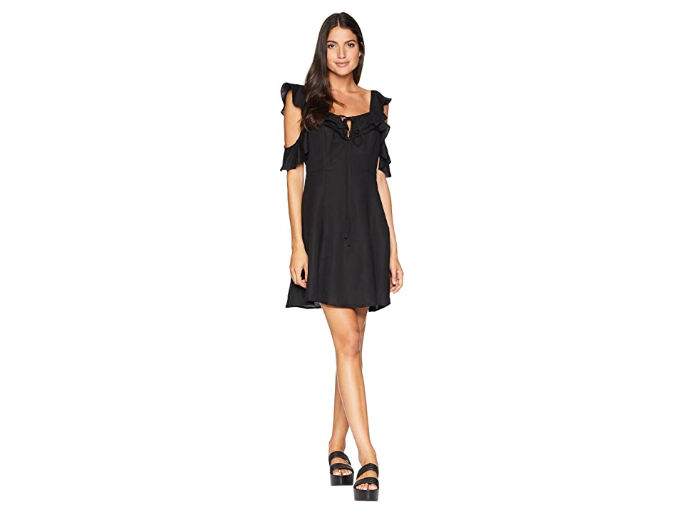 ASTR the Label Emi Dress (Black) Women